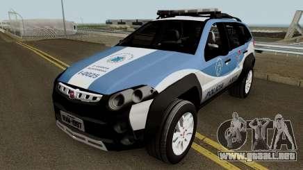 Fiat Palio Weekend Adventure 2018 COORPIN para GTA San Andreas