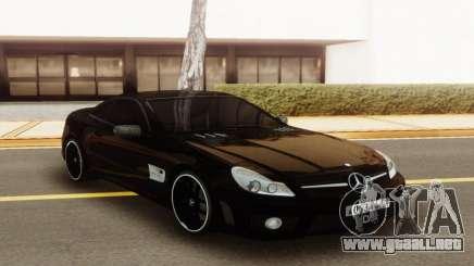 Mercedes-Benz SL63 AMG para GTA San Andreas
