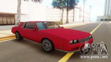 Chevrolet Monte Carlo 1988 para GTA San Andreas