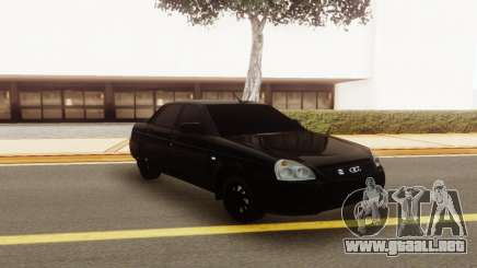 Priora Black Edition para GTA San Andreas