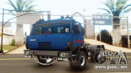 TATRA 815 6x6 para GTA San Andreas