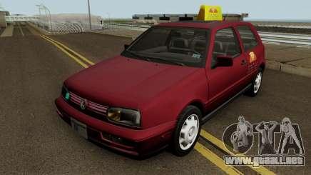 Volkswagen Golf Mk3 TDI 1994 (US-Spec) para GTA San Andreas