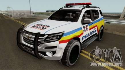 Chevrolet Trailblazer PMMG para GTA San Andreas