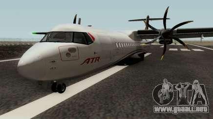 ATR 72-500 para GTA San Andreas