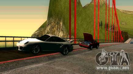 El tráfico para GTA San Andreas