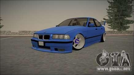 BMW 320i Drift Tuning para GTA San Andreas