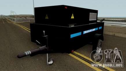 Trailer Small GTA V para GTA San Andreas