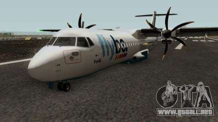 ATR 72-600 Flybe Livery para GTA San Andreas