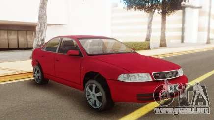 Audi S4 2000 Red para GTA San Andreas