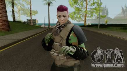 GTA Online Random Skin 11 (Battery) para GTA San Andreas