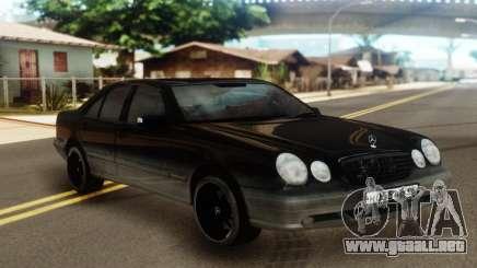 Mercedes-Benz E55 W210 AMG para GTA San Andreas