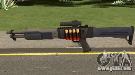 Chromegun From SZGH para GTA San Andreas