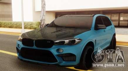 BMW X5 Carbon para GTA San Andreas