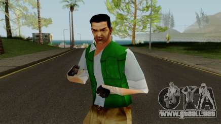 PS2 LCS Beta Toni Outfit 1 para GTA San Andreas