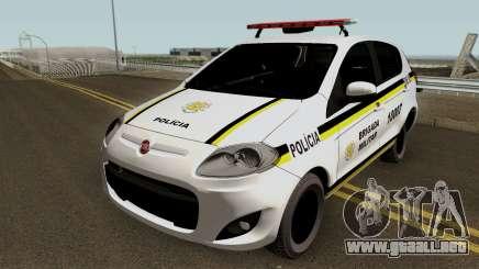 Fiat Palio Brazilian Police para GTA San Andreas