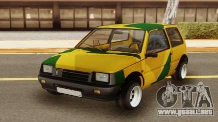 OKA 1111 colores Mezclados para GTA San Andreas