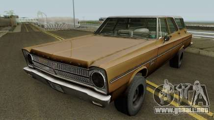 Plymouth Belvedere Station Wagon 1965 HQ para GTA San Andreas