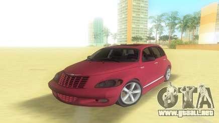 2004 Chrysler PT Cruiser GT para GTA Vice City