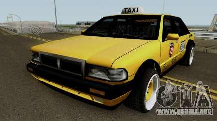 Taxi Remasterizado para GTA San Andreas