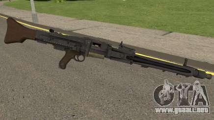 Call Of Duty: World at War - MG-42 para GTA San Andreas