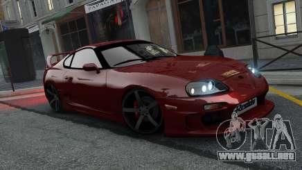 Toyota Supra Coupe para GTA 4