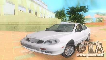 Daewoo Leganza CDX NOSOTROS 2001 para GTA Vice City