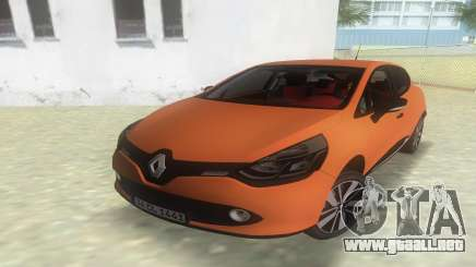 Renault Clio 4 para GTA Vice City