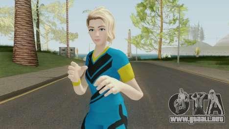 Emmy (Fortnite Soccer) para GTA San Andreas