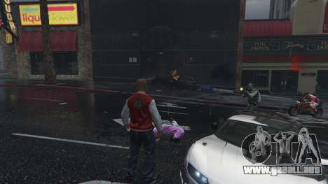 GTA 5 The Beast Mod 1.2