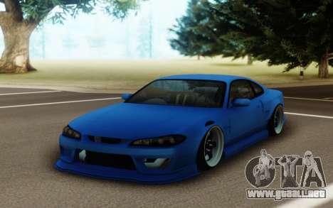 Nissan Silvia S15 Moze-R para GTA San Andreas