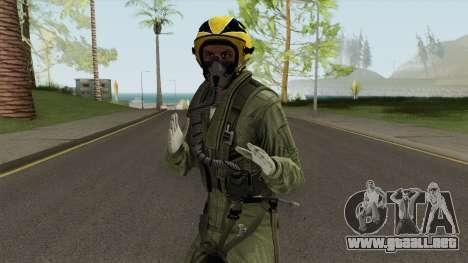 F18 Pilot para GTA San Andreas