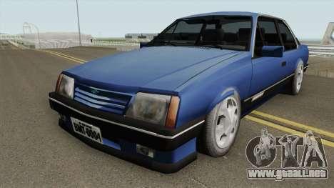 Chevrolet Monza SLE 2 Doors para GTA San Andreas
