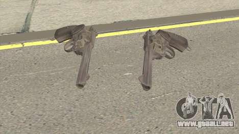 Webley 38 para GTA San Andreas