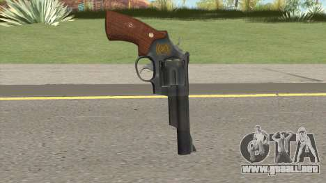 SW Model 29 Short para GTA San Andreas