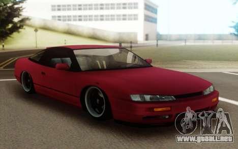 Nissan 180SX Facelift Kouki para GTA San Andreas