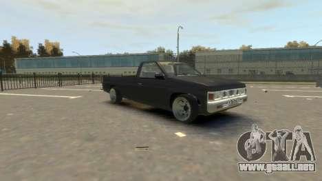 Nissan Datsun (D21) Hardbody v1.0 para GTA 4