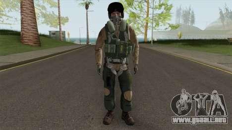 Raptor Pilot para GTA San Andreas