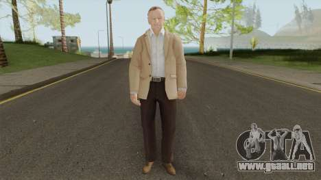 Stan Lee para GTA San Andreas