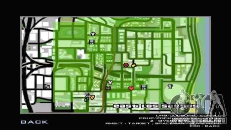 G-Taste - Nana Morimura Mural para GTA San Andreas