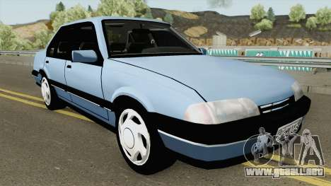 Chevrolet Monza GLS Shark 4 Doors para GTA San Andreas