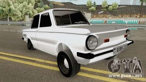 ZAZ 968 Avtosh Style para GTA San Andreas