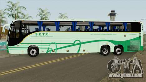 SETC Multi Axle Volvo Ac Coach para GTA San Andreas