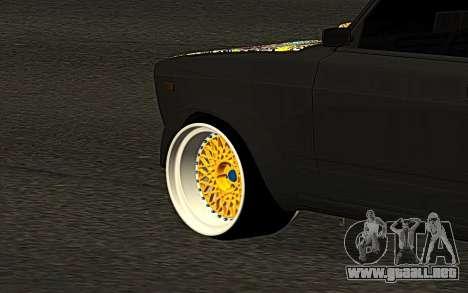 2107 DR1FT de Siete para GTA San Andreas