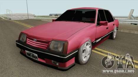 Chevrolet Monza SLE 4 Doors para GTA San Andreas