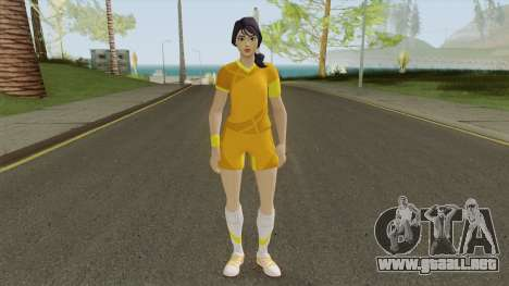Sara (Fortnite Soccer) para GTA San Andreas
