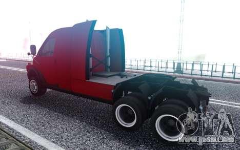 GAZ Ermak para GTA San Andreas
