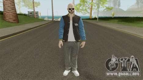 El Diablo Suicide Squad para GTA San Andreas