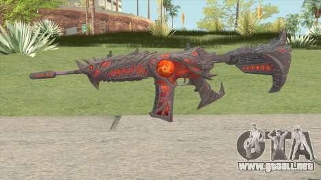 M4A1 Devils Eye para GTA San Andreas