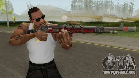 Rules of Survival Kar98 REPEATER para GTA San Andreas
