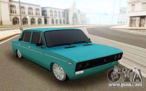 VAZ 2106 Baja para GTA San Andreas